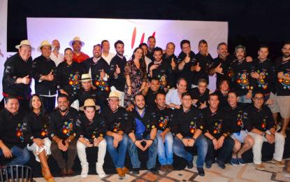 Riviera Nayarit da bienvenida a chefs del VNG 2017