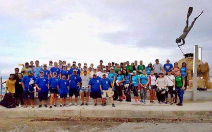 Conmemoran Día Internacional de la Limpieza de Playas