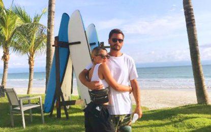 Sofia Richie y Scott Disick de romance en Riviera Nayarit