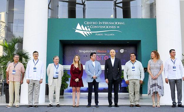 Participa UdeG en Singularityu Summit México en Jalisco