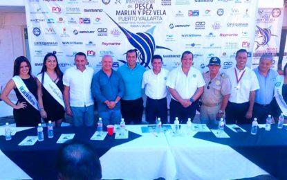Presentan 62 edición del Torneo Internacional de Pesca
