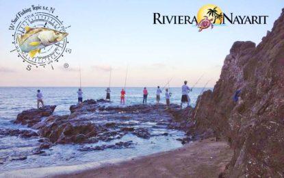Invitan al 11° Torneo de Pesca de Orilla en Punta Raza
