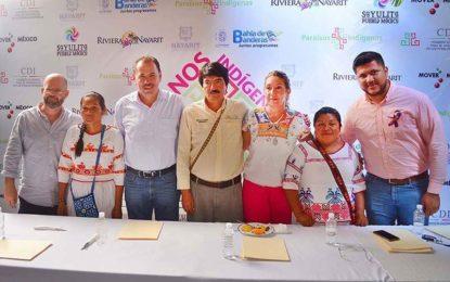 Sayulita invita a la 2da. Expo Comercial y Cultural Pueblo Wixárika 2017