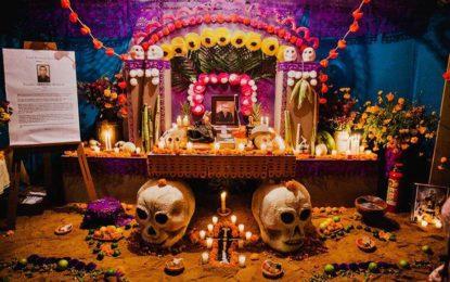 """Nayarit festeja el Día de Muertos """"la infinita tradición"""""""
