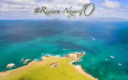 """Los """"10 Más"""" de la Riviera Nayarit"""