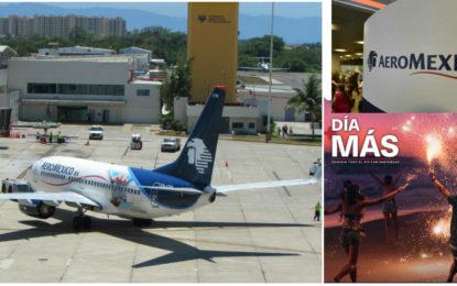 Incentiva Aeroméxico a viajeros del Noreste a visitar la Riviera Nayarit
