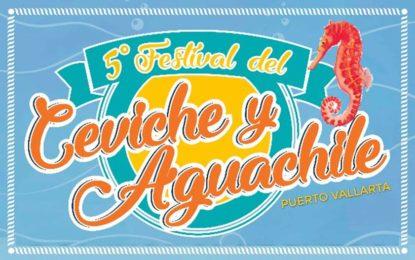 Está listo el 5º Festival del Ceviche y Aguachile en Puerto Vallarta