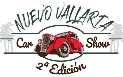 El 2do. Nuevo Vallarta Car Show llega a la Riviera Nayarit