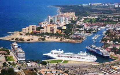 Viento en popa avanza el sector de los cruceros en Puerto Vallarta