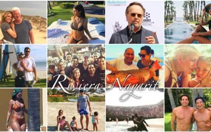 Riviera Nayarit se consolida como el destino favorito de las celebridades