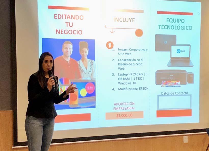 Invita Canaco a aprovechar el INADEM 2018