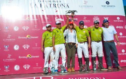 Tierra Tropical, campeón de la Copa de Polo La Patrona 2018