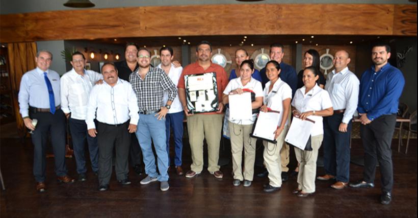 Reconoce RCI a hoteles de Puerto Vallarta por excelencia en el servicio