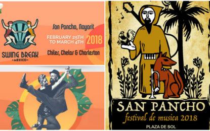 San Pancho invita a un fin de semana musical