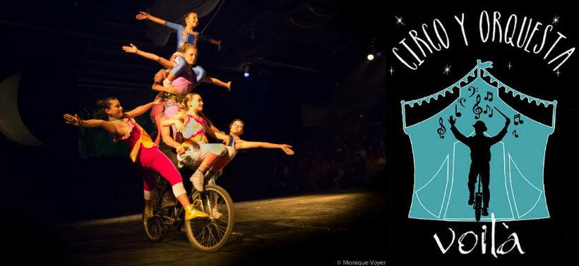 Circo de los Niños de San Pancho presenta Voilá!