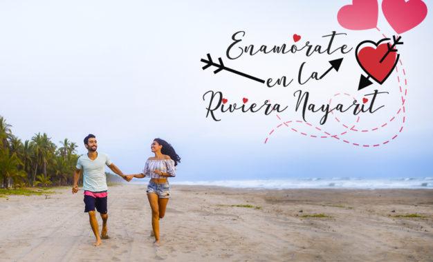 ¡Enamórate en la Riviera Nayarit!