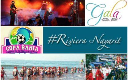 En febrero, 12 eventos imperdibles en la Riviera Nayarit
