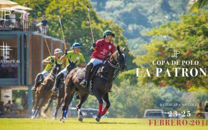 Copa de Polo La  Patrona 2018 en San Pancho