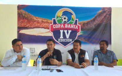 Todo listo para la IV Copa Bahía 2018 en Riviera Nayarit
