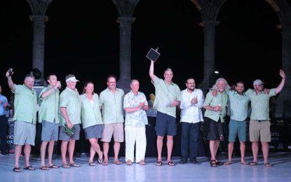 Reconocen apoyo del Ayuntamiento a la Regata Copa Centenario