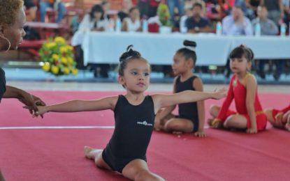 Realizan Primer Campeonato de Gimnasia Rítmica en Bahía