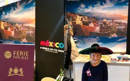 Puerto Vallarta participa en Danish Travel Show