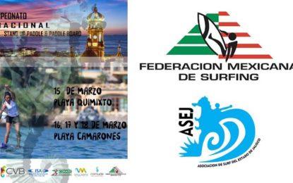 Recibe Puerto Vallarta el Campeonato Nacional de Stand Up Paddle y Paddleboard