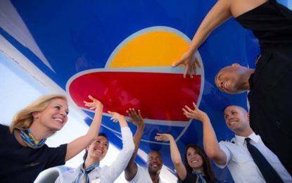 Southwest, anuncia un nuevo vuelo desde San Diego, California