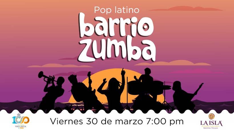 Pop – Rock latino en La Isla