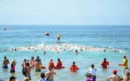 Gran cierre del 8° Aguas Abiertas Riviera Nayarit Nado Seguro 5-3K