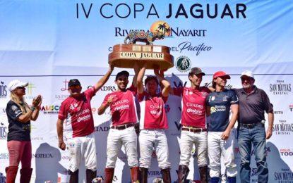 Steta Cuadra-Destino, campeón de la IV Copa Jaguar Riviera Nayarit