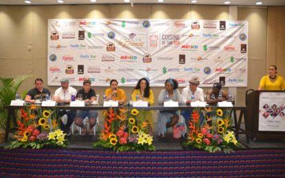 Celebridades de la gastronomía en el 3er. Festival Cuisine of the Sun 2018