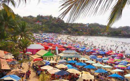 Riviera Nayarit cierra Semana Santa con récord en afluencia