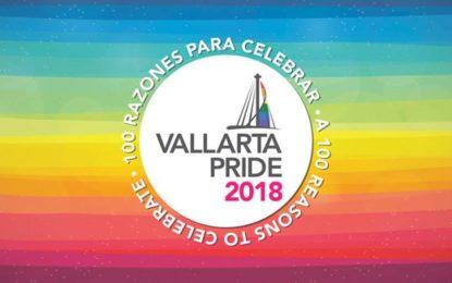 Celebra Vallarta Pride 2018, del 20 al 27 de Mayo