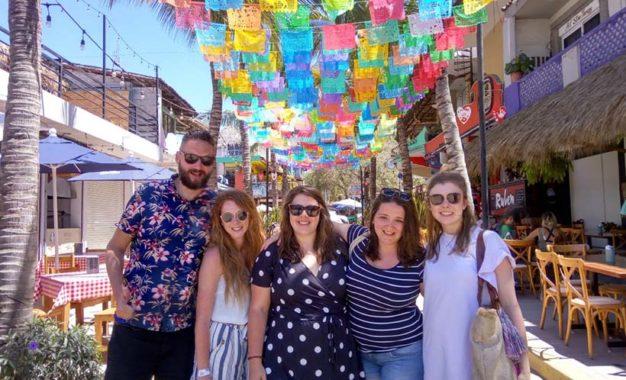 Riviera Nayarit encanta en primavera a periodistas del Reino Unido