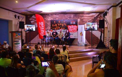 Anuncian el 1er. Festival de Rock Riviera Nayarit