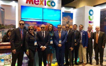 Puerto Vallarta ofrece sus atractivos a su nuevo mercado en Expo Turismo Internacional 2018 Panamá City