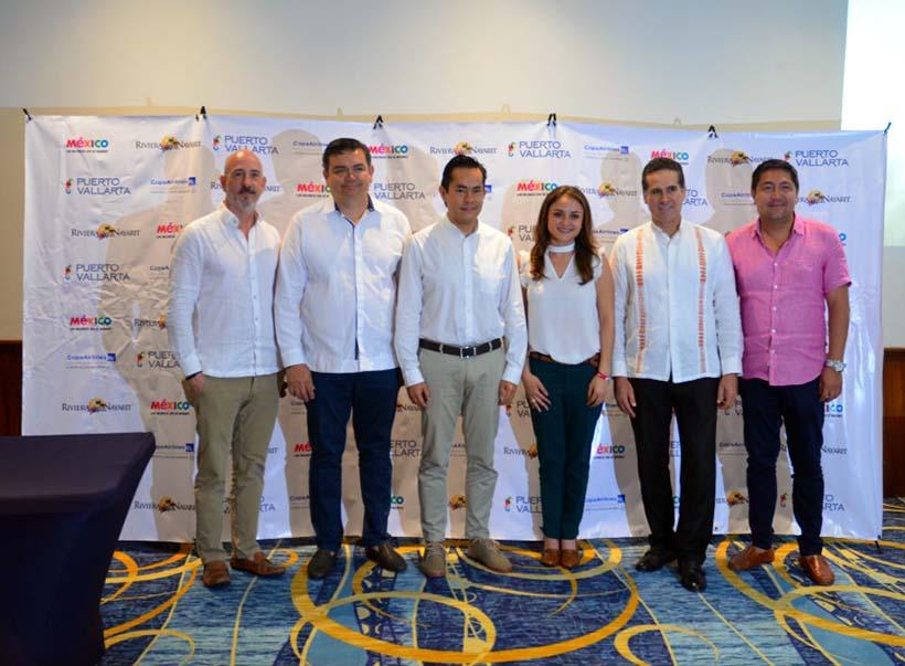 PV-Riviera Nayarit abre sus puertas a Latinoamérica con Copa Airlines