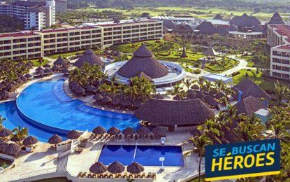 Iberostar Playa Mita se une a la campaña Se Buscan Héroes