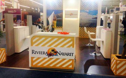 Riviera Nayarit refuerza su promoción turística en el Occidente de México