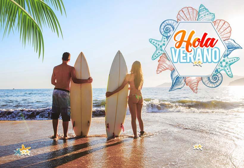 ¡Hola Verano! Con las nuevas Promos de la Riviera Nayarit