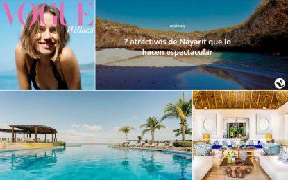 Riviera Nayarit es noticia en 10 prestigiosos medios internacionales