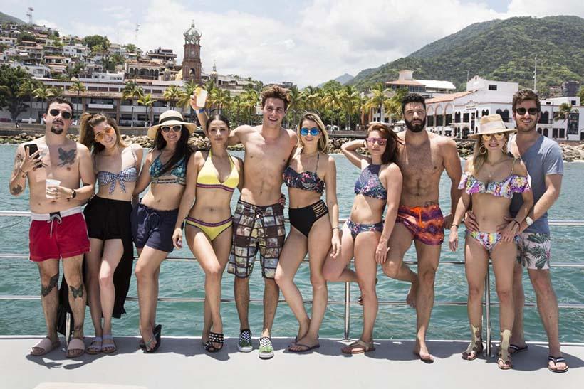Destacados influencers promueven a Puerto Vallarta en sus redes sociales