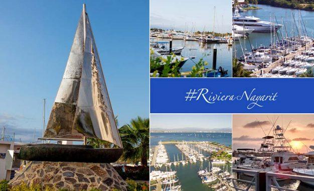 VER PARA CREER: Las marinas de Riviera Nayarit