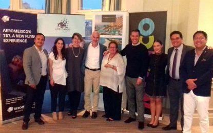 Riviera Nayarit establece vínculos con la industria turística del Reino Unido