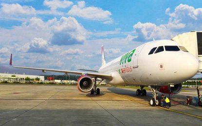Viva Aerobus une a Puebla con Vallarta-Rivera Nayarit