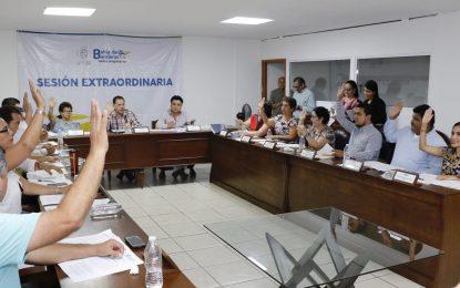 Capitán Sergio Dávila nuevo Director de Seguridad Pública y Tránsito de Bahía