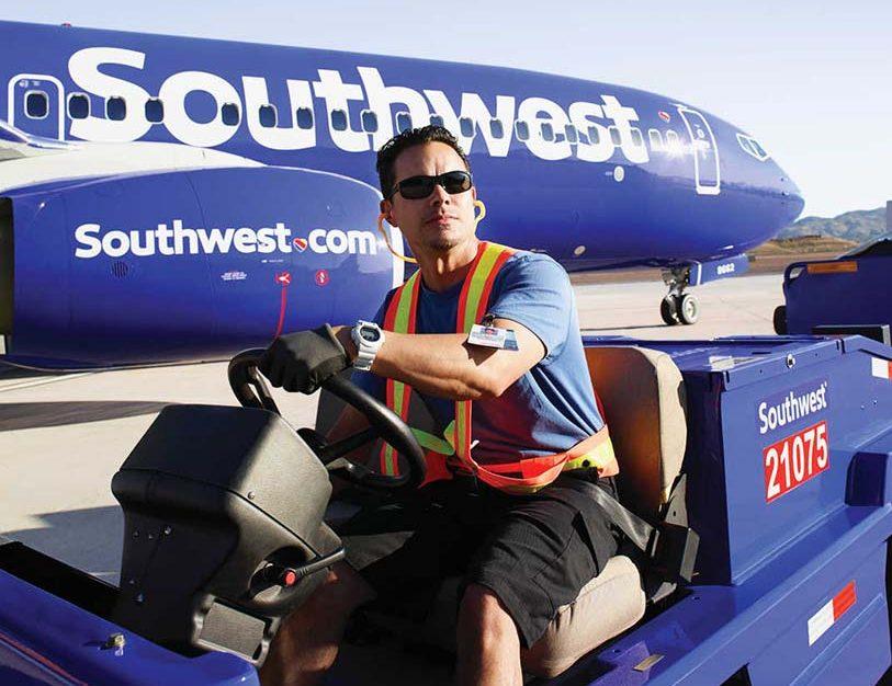 Southwest Airlines comienza servicio de carga entre EU y México