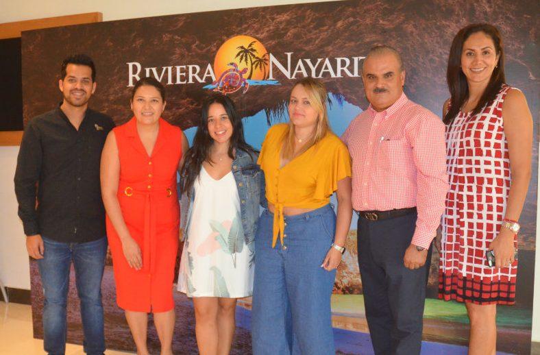 Riviera Nayarit fortalece presencia con aliados comerciales de Copa Airlines y Copa Vacations