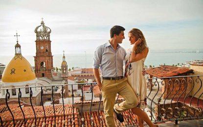 Puerto Vallarta, entre los cinco primeros destinos del mundo favoritos para ir de luna de miel